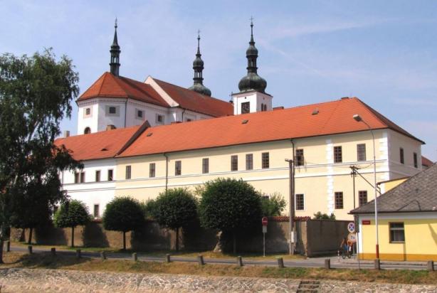 Kostel sv.Ignáce asv. Františka Xaverského